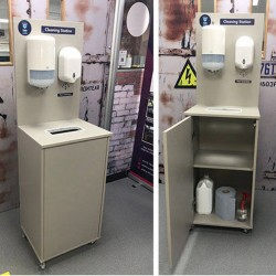 HALO HAND SANITISING UNIT