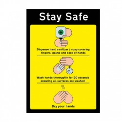 HAND WASHING GUIDANCE A4...